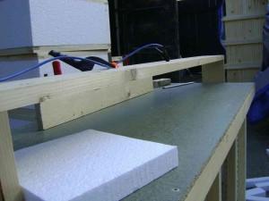 odporové řezání, řezání styroduru, řezání polystyrénu