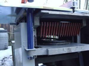 UMDS 2, výroba,úlů,svépomocí,hoblovka,protahovačka